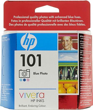 Картридж HP C9365AE голубой -фото оригинальный