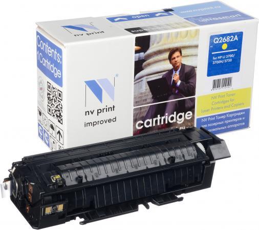 Картридж совместимый NV Print Q2682A желтый для HP