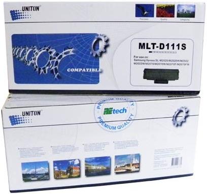 Картридж совместимый UNITON Premium MLT-D111S для Samsung