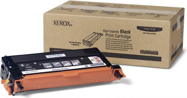 Картридж XEROX 113R00726 черный оригинальный