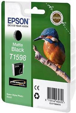 Картридж EPSON T15984010 черный-матовый оригинальный технологическая упаковка