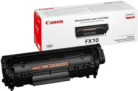 Тонер-картридж Canon FX-10 (оригинальный)