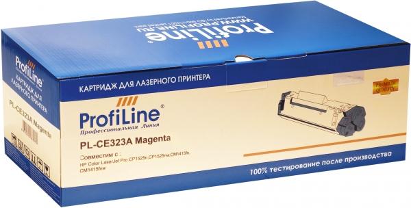 Картридж совместимый ProfiLine CE323A Magenta для HP