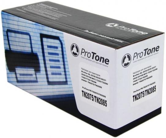 Тонер-картридж Brother TN-2075/2085 совместимый ProTone