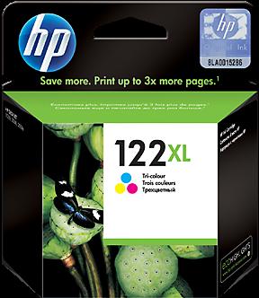 Картридж HP CH564HE трехцветный оригинальный