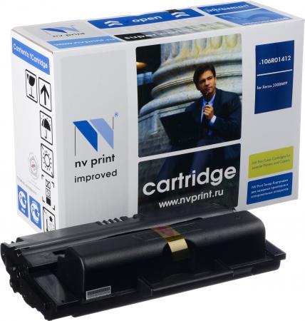 Картридж совместимый NV Print 106R01412 для Xerox