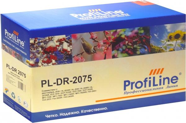 Драм-картридж совместимый ProfiLine DR-2075 для Brother