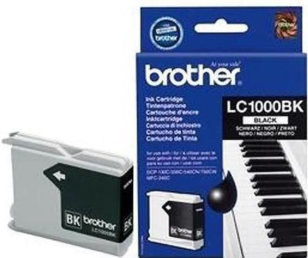 Картридж Brother 1000BK совместимый Unijet
