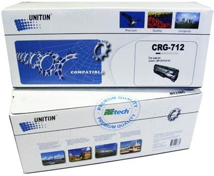 Картридж совместимый UNITON Premium Cartridge 712 для Canon
