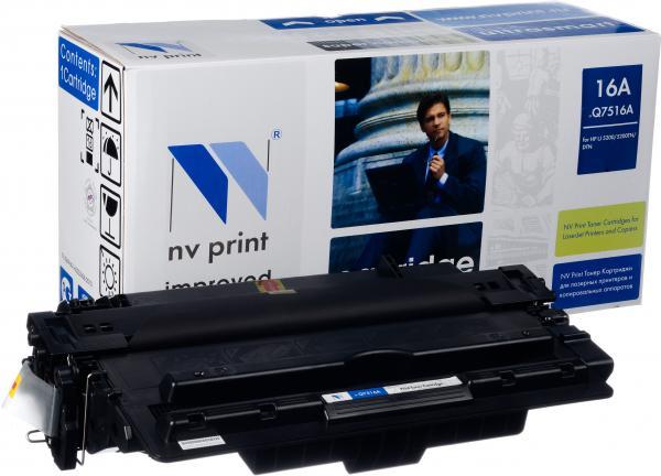Картридж совместимый NV Print Q7516A для HP