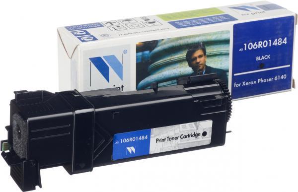 Картридж Xerox 106R01484 черный совместимый NV Print