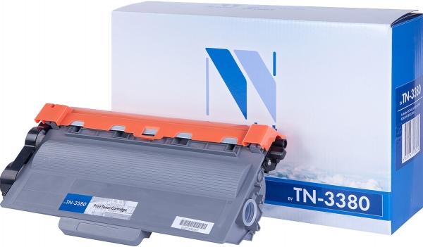 Картридж совместимый NVPrint TN-3380 для Brother