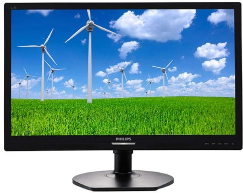 "Монитор 21.5"" PHILIPS 221S6QYMB/00 Black"