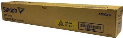 Картридж для Sindoh Color D201/D202 Toner желтый оригинальный
