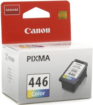 Картридж CANON CL-446 трехцветный оригинальный