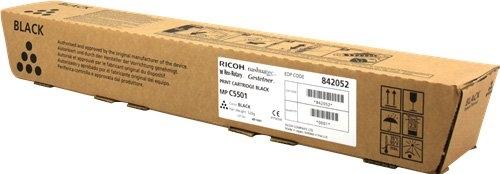 Тонер-картридж MPC5501E для Ricoh черный