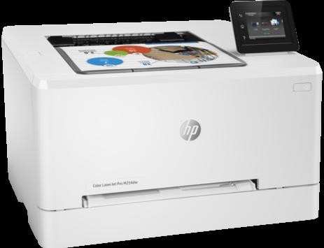 Принтер HP CLJ Pro M254dw