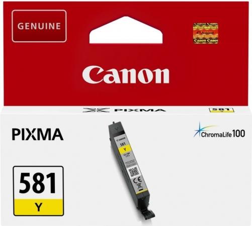 Картридж для CANON CLI-481XLY желтый оригинальный