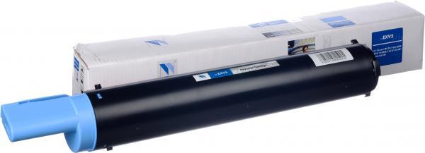 Тонер-картридж Canon C-EXV5 NV Print совместимый
