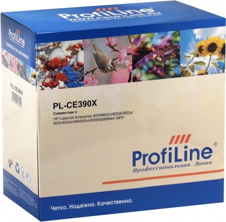 Картридж совместимый ProfiLine CE390X для HP