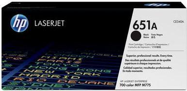 Картридж HP CE340A черный оригинальный
