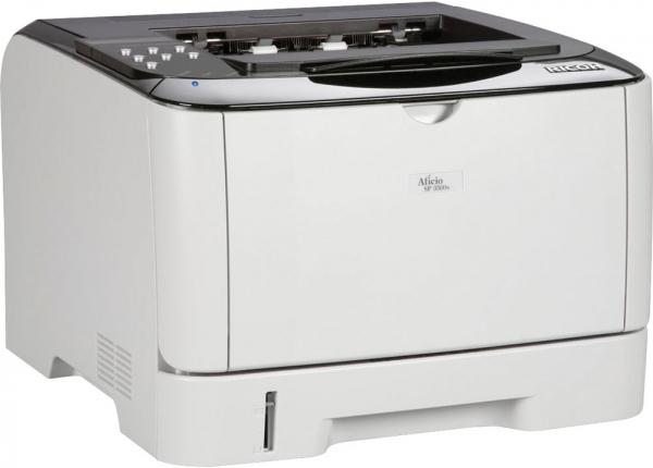 Принтер лазерный Ricoh SP 3500N