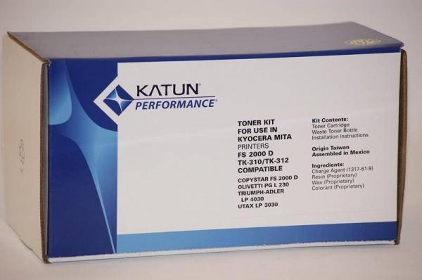 Картридж совместимый Katun TK-310 для Kyocera