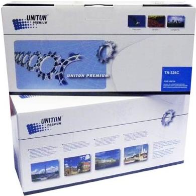 Картридж совместимый UNITON Premium TN-326C синий для Brother