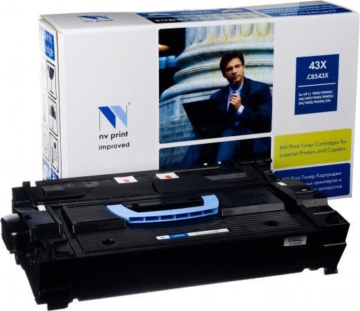 Картридж совместимый NV Print C8543X для HP
