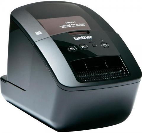 Принтер для печати наклеек Brother QL-720NW