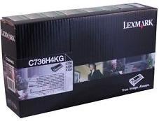Картридж Lexmark C780H2MG пурпурный оригинал