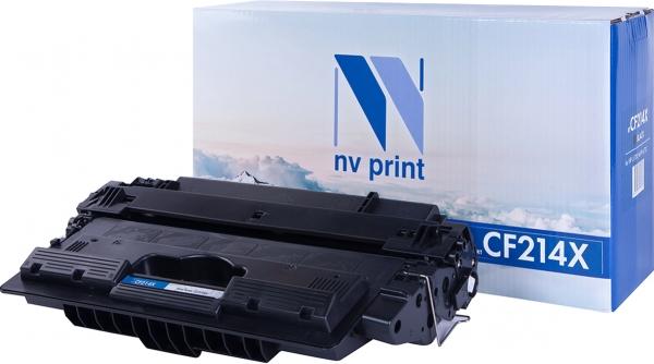 Картридж совместимый NVPrint CF214X для HP