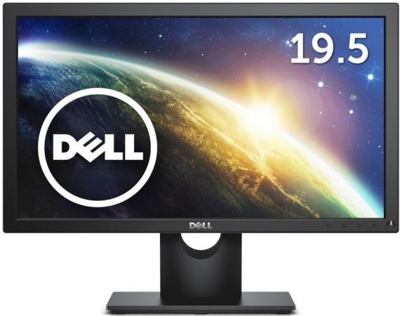 "Монитор 19.5"" Dell E2016H Black"