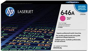 Картридж HP CF033A пурпурный совместимый NV Print