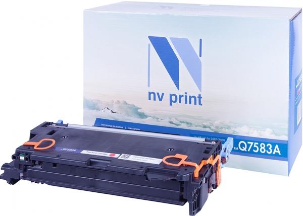 Картридж совместимый NVPrint Q7583A для HP пурпурный