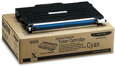 Картридж XEROX 106R00676 голубой оригинальный