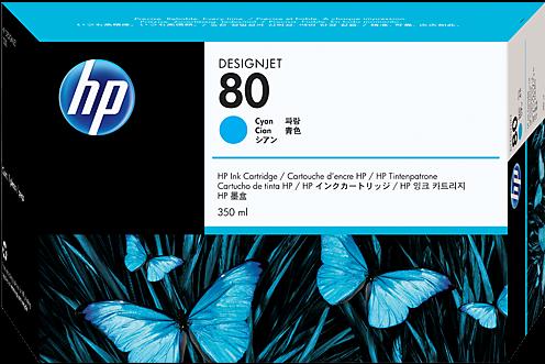 Картридж HP C4846A голубой оригинальный