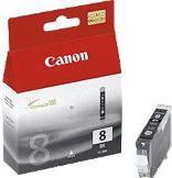 Картридж Canon CLI-8Bk черный совместимый Unijet