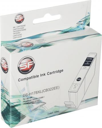 Картридж совместимый SuperFine CB322HE черный для HP