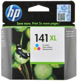 Картридж HP CB338HE трехцветный оригинальный