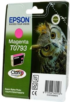 Картридж EPSON C13T07934010 пурпурный оригинальный