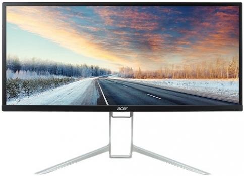 "Монитор 34"" Acer BX340Cbmjdphzx Silver/Black"