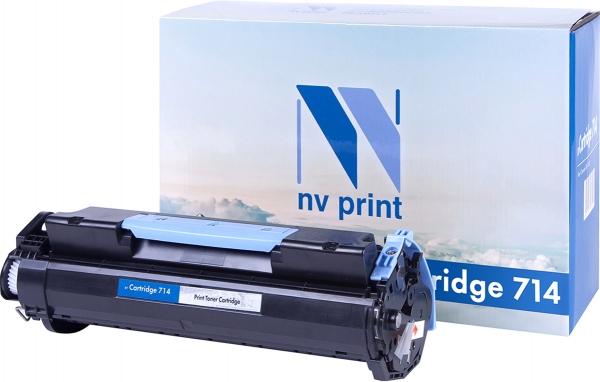 Картридж совместимый NVPrint 714 для Canon