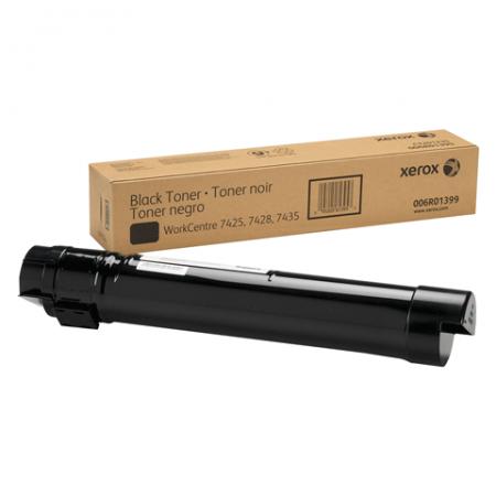 Тонер-картридж XEROX 006R01399 черный DIL оригинальный для WC 74xx