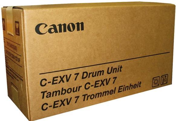 Картридж Canon C-EXV7 DU оригинальный