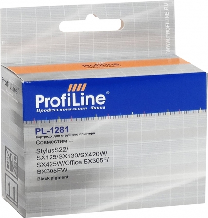 Картридж совместимый ProfiLine 1281 для Epson