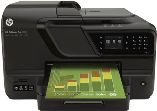 МФУ HP OfficeJet PRO 8600 eAiO N911a
