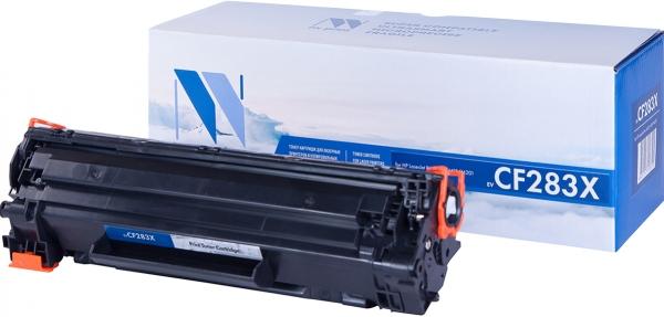 Картридж совместимый NVPrint CF283X для HP