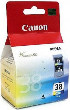 Картридж Canon Ink CL-38 цветной оригинальный