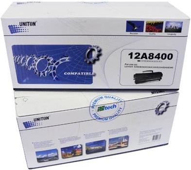 Картридж совместимый UNITON Premium 24016SE/12A8400 для Lexmark